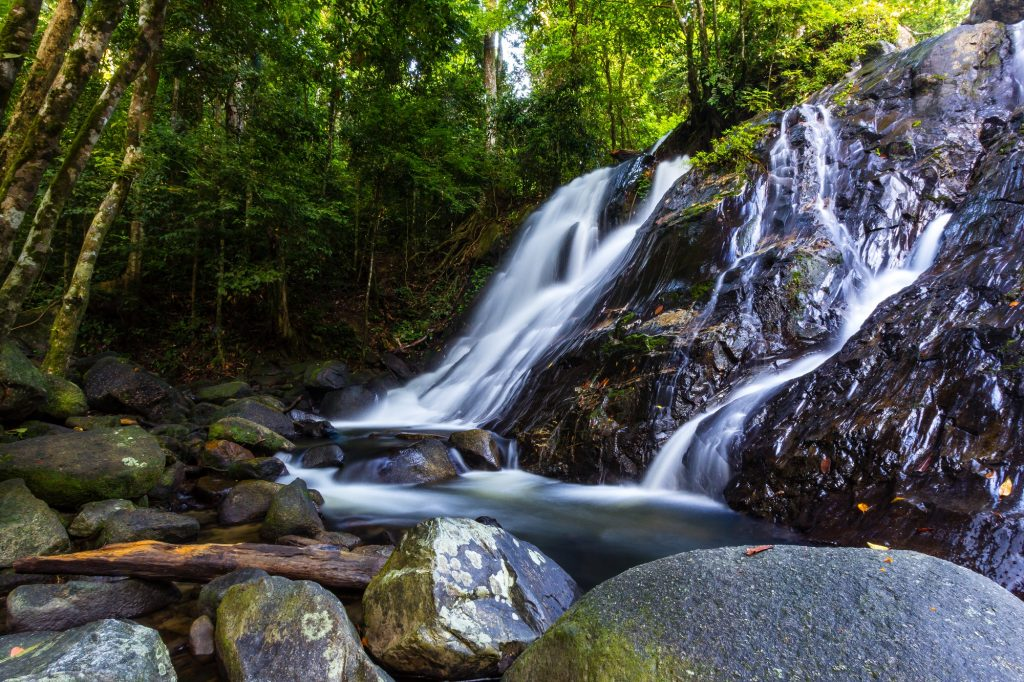 Ton Nga Chang waterfall is beautiful and People is considered it as one of things to do in Hat Yai