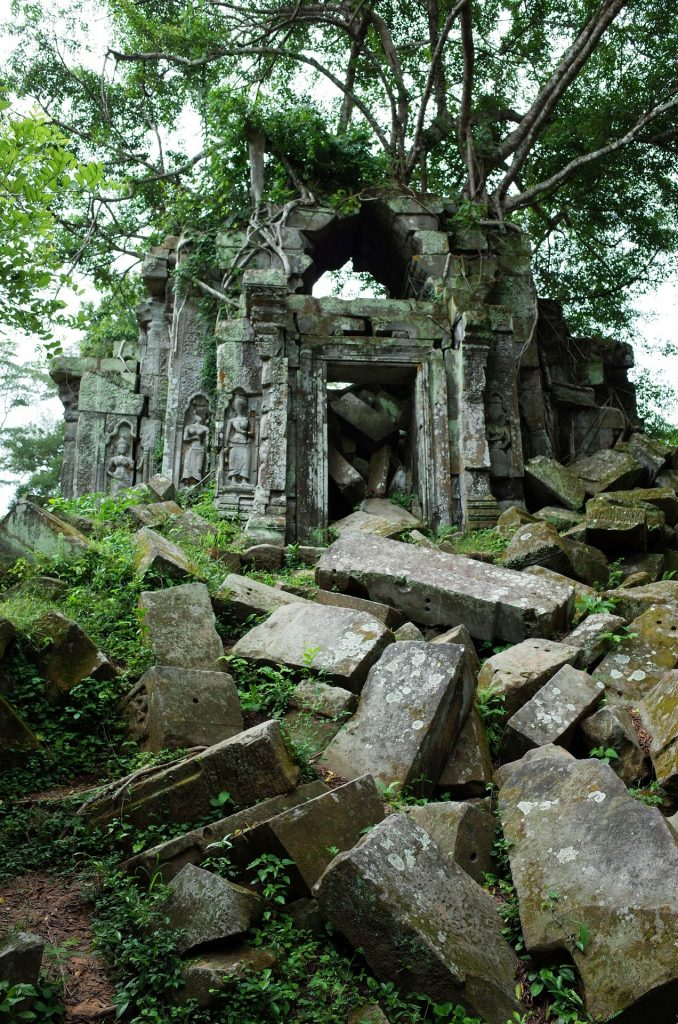 Beng Mealea Temple, Siem Reap, jungle, lost temple Cambodia