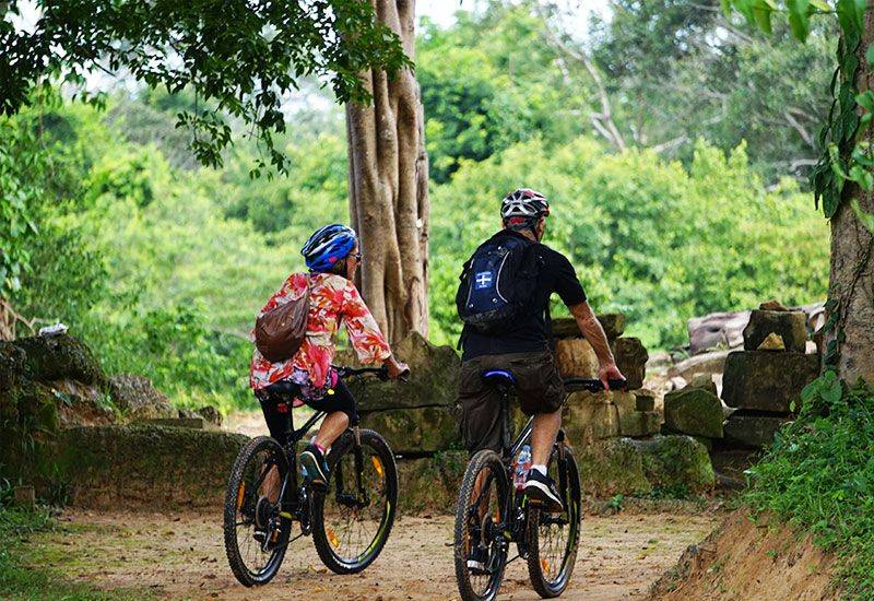 Siem Reap biking temple tour