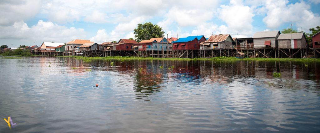 Konpong Khleang, Floating village Siem Reap, Best floating village to visit in Siem Reap