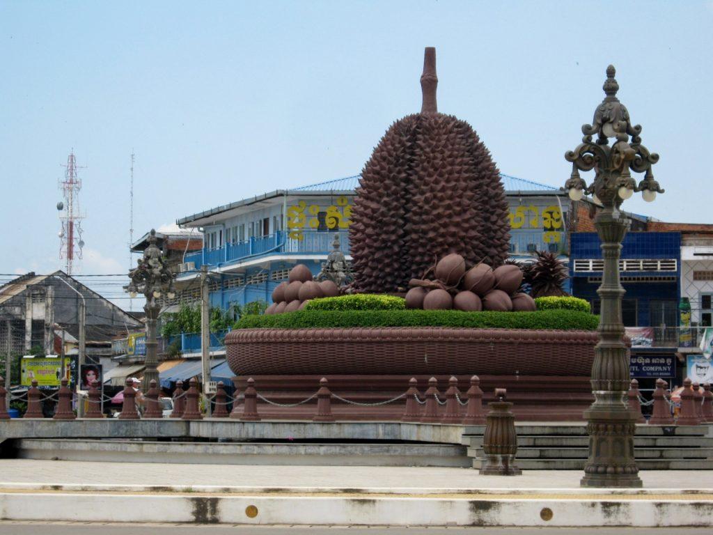 Durian Roundabout, Durian fruit, Southeast Asia fruit