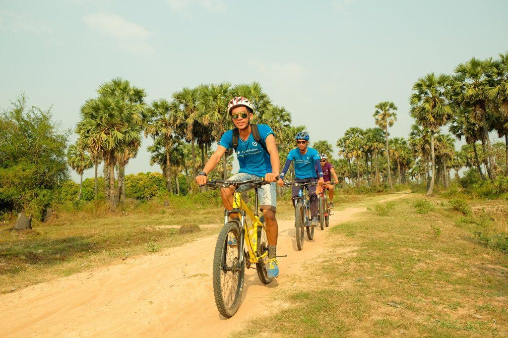 Siem Reap biking
