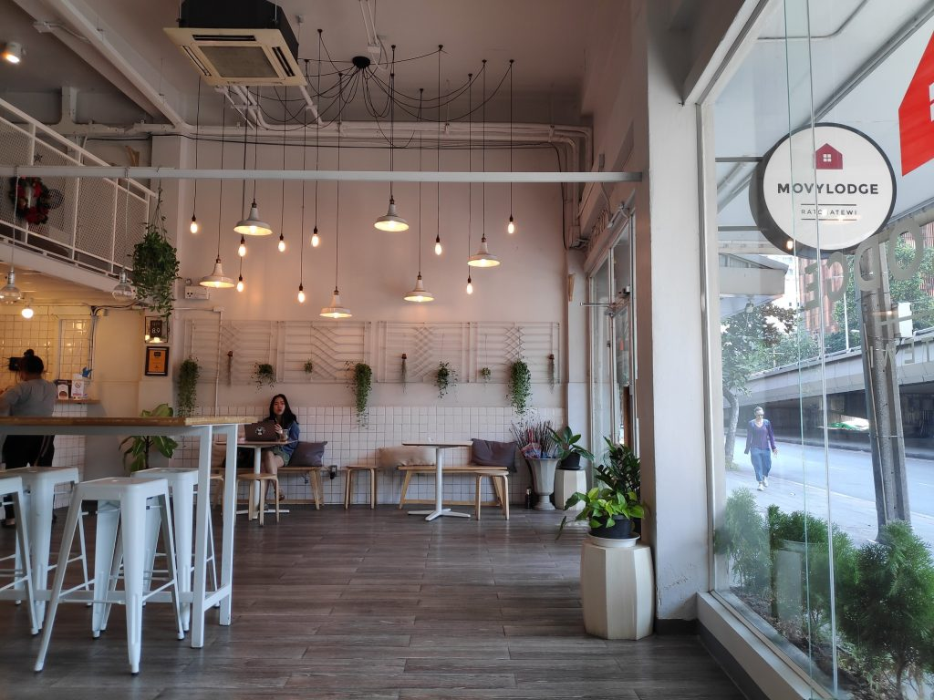Movylodge Hostel, Ratchathewi, Bangkok, solo female travel