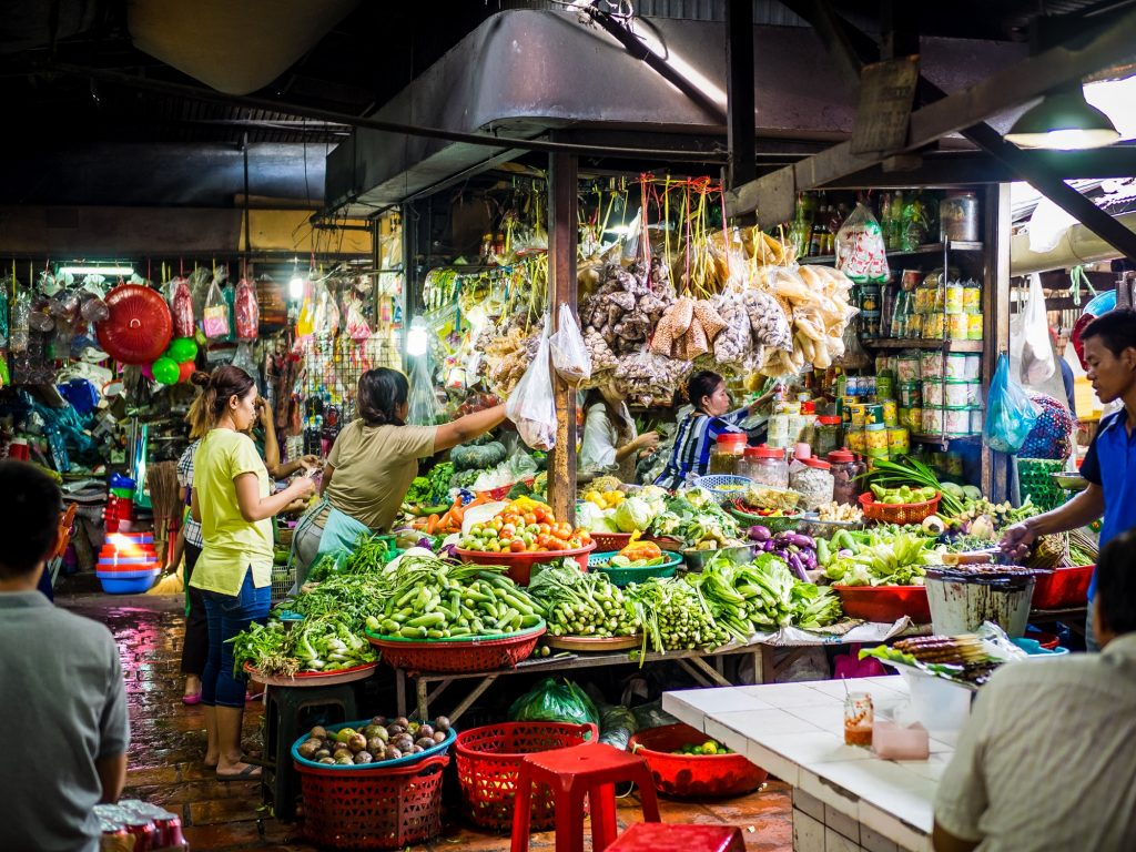 Phnom Penh Fresh Market